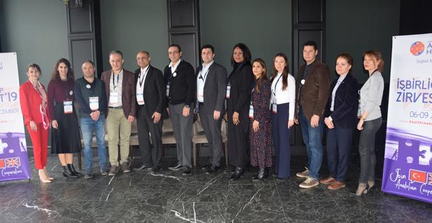 Özel Eskişehir Anadolu Hastanesi'nden İngiltere İşbirliği