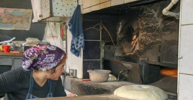 Tarihi fırın yarım asırdır Eskişehirlilerin hizmetinde
