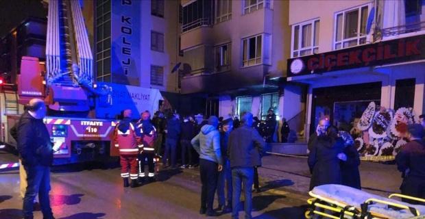 Ankara'da yeni yıl dehşeti