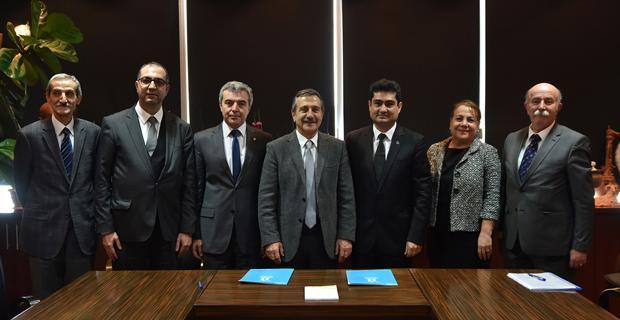 Asansör kontrol protokolü imzalandı