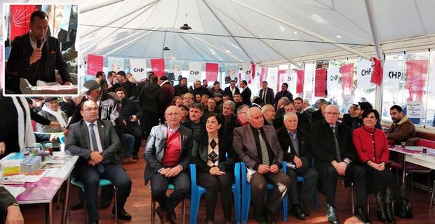 CHP Seyitgazi'de kazanan Kılıç oldu