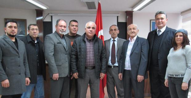 Eskişehir DYP kuruldu