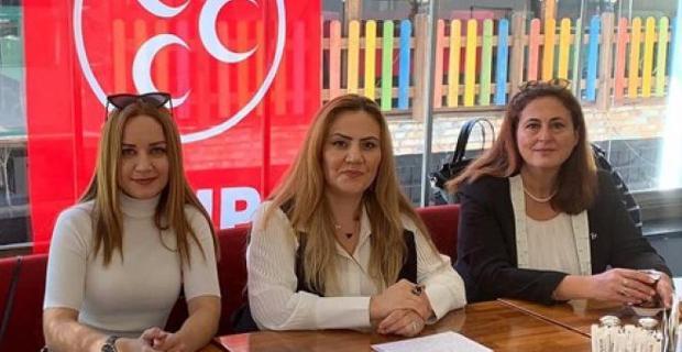MHP İl Kadın Kolları yönetimi belli oldu