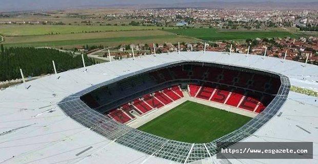TOKİ'den, Stadyum açıklaması