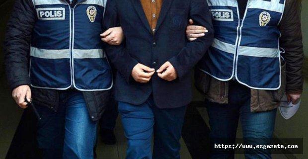 10 komiser yardımcısı gözaltına alındı