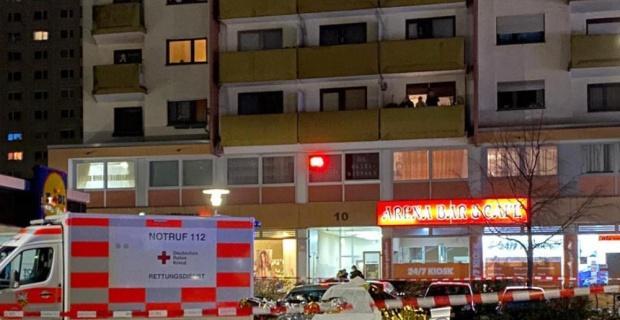 Almanya'da silahlı saldırı: 5'i Türk 10 ölü