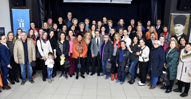 Başkan Ataç, Batıkentlilerle buluştu
