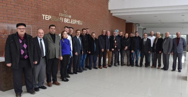Başkan Ataç, muhtarlarla istişareye devam ediyor