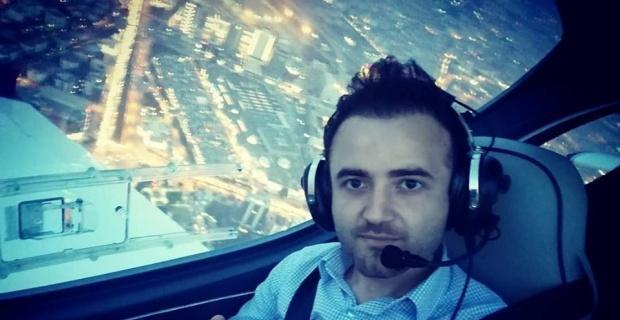 Pilot adayı trafik kazası kurbanı