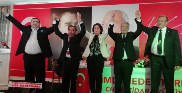 CHP İl Başkanlığı seçiminde 4 aday yarışacak
