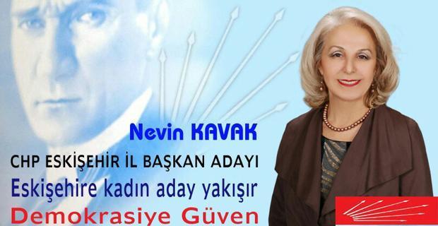 CHP'de kadın aday
