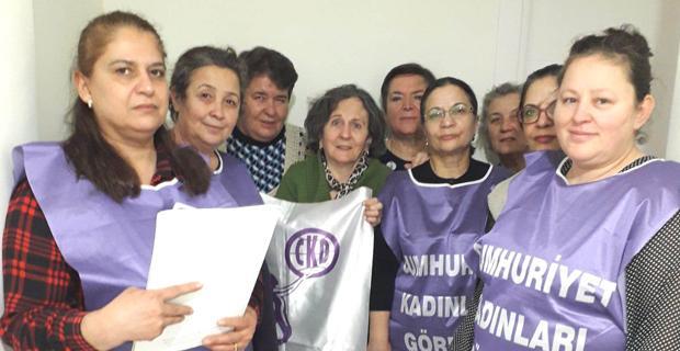 CKD'den kadın cinayetlerine tepki