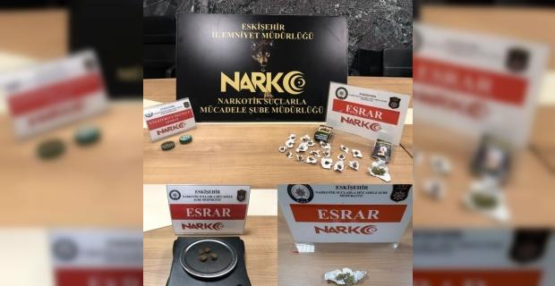 Uyuşturucu şüphelisi 5 şahıs yakalandı