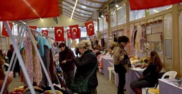 Hanımeli Sokak Eskişehirlilerin gözdesi