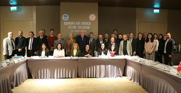 Kür Merkezi projesi, devletin ve Eskişehir'in bir projesidir