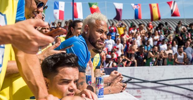 Neymar Jr ile tanışma şansı