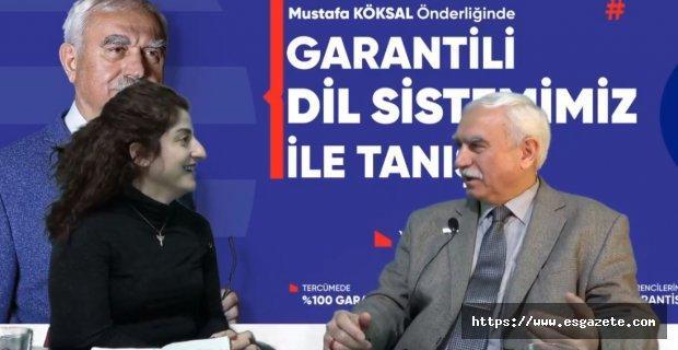 """Önder Dil'de dil öğrenmek """"Garanti"""""""
