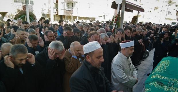Rektör Döğeroğlu'nun acı günü