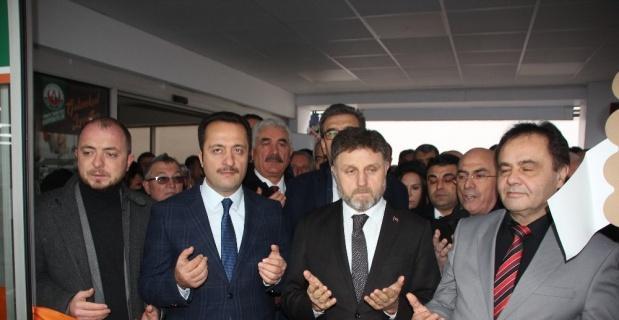 Türkiye Tarım Kredi Kooperatifi Bilecik'te market açtı
