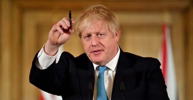 Boris'in korona virüs testi pozitif çıktı