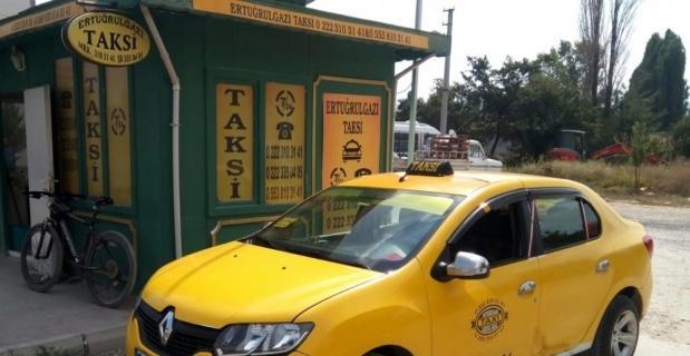 Eskişehir'de de taksiler sınırlandırıldı