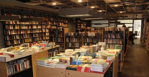 Kitap siparişleri yüzde 50 arttı