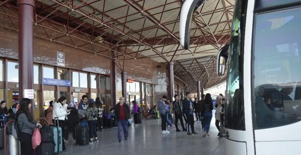 Şehirlerarası seyahate Korona düzenlemesi