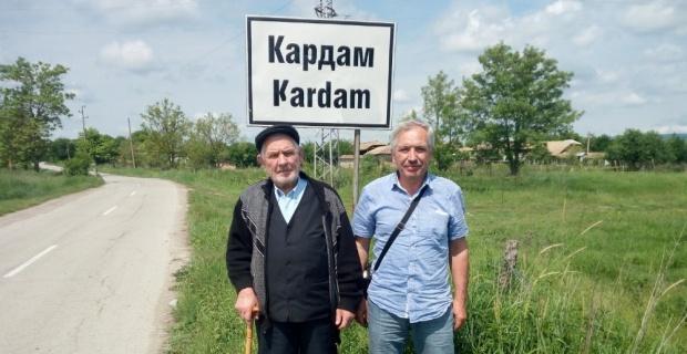 140 yıl önce dedelerinin yaşadığı Bulgaristan'a akrabalarını aramaya gitti