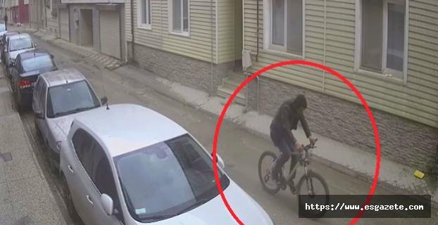 Doğum gününde aldığı bisiklet yine doğum gününde çalındı