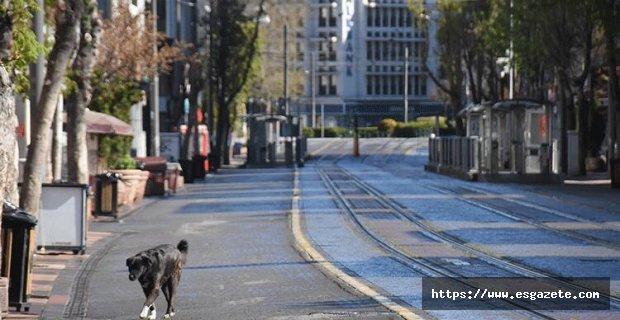 Hasta sonu Eskişehir'de sokağa çıkma yasağı var
