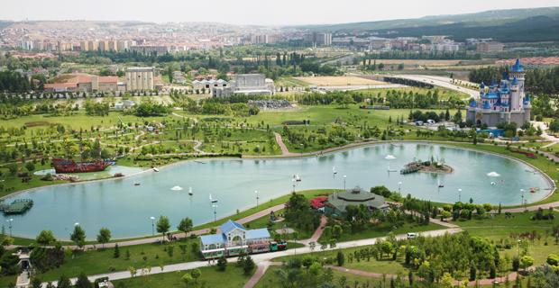 Parklar açılıyor