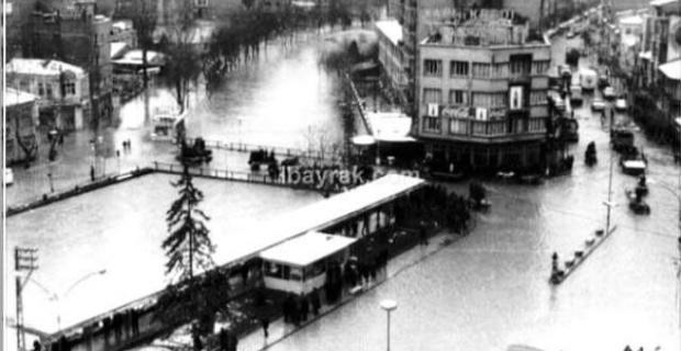 Su baskını 1960'lı yıllar
