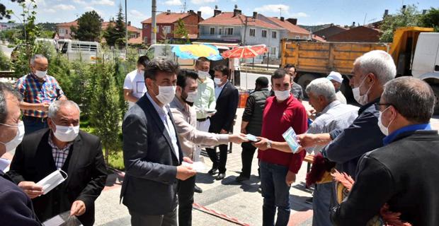 AK Parti İl Gençlik Kolları çalışmalarına devam ediyor