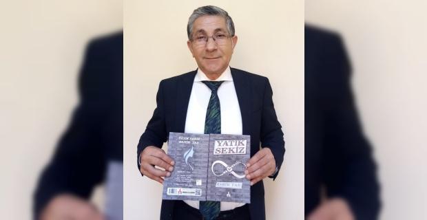 Rahim Taş'ın 'Yatık Sekiz' adlı romanı yayınlandı