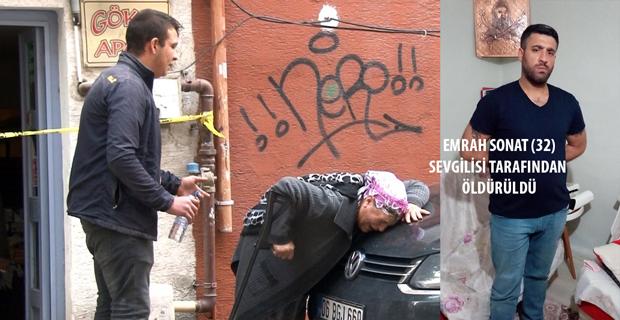 Eskişehir'de sevgili cinayeti!