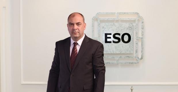 """ESO Başkanı Kesikbaş, """"Üretime destek devam etmeli"""""""