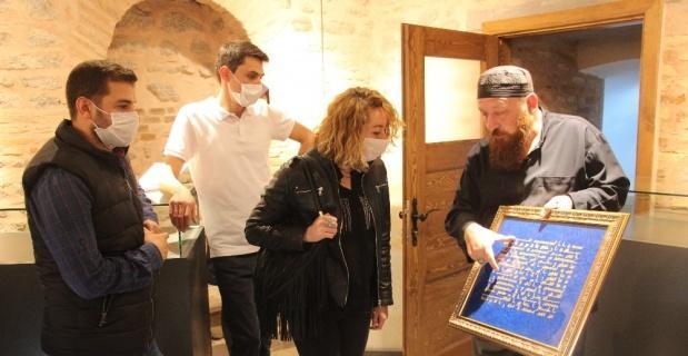 Hattat Ahmed Şemsettin Karahisari adına muhteşem bir müze