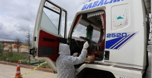 Çevre yolunda Kovit virüs alarmı