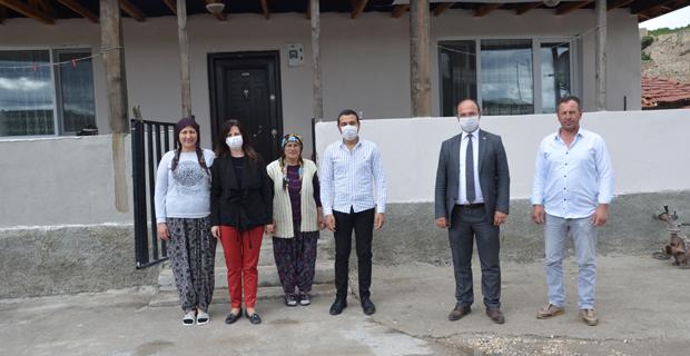 Türkiye'nin En Genç Muhtarına Büyükşehir'den Ziyaret