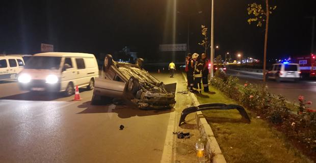 Afyon'daki kazada can pazarı