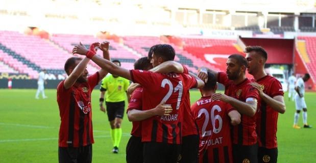 Eskişehirspor TFF 1. Ligdeki son maçına çıkacak