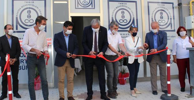 MMO'nun Bozüyük irtibat bürosu açıldı
