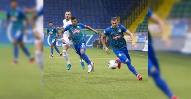 Süper Lig: Çaykur Rizespor: 3 - Hes Kablo Kayserispor: 2