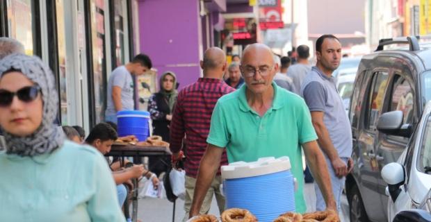 Vaka sayısının 'pik' yaptığı Adana'da endişelendiren görüntüler