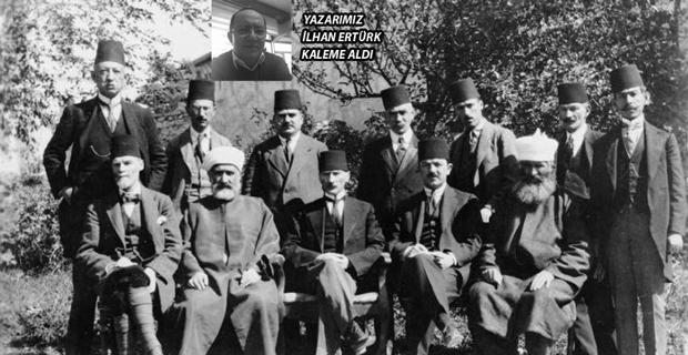 ATATÜRK'E DÜELLO TEKLİF EDEN ADAM