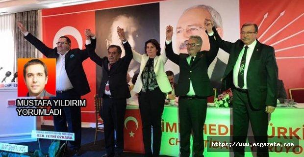 Eskişehir CHP'de bombalar patlayacak