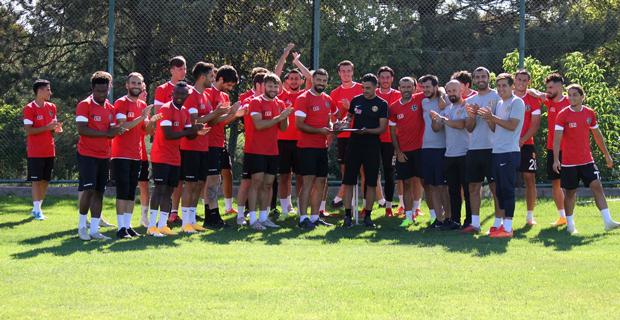 Eskişehirspor'da ilk kamp dönemi sona erdi