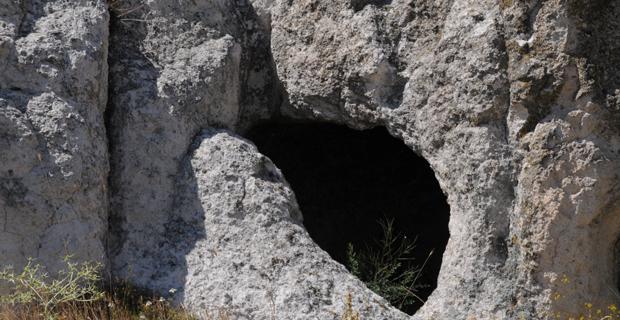 Friglerden kalma mağaralar ilk kez görüntülendi