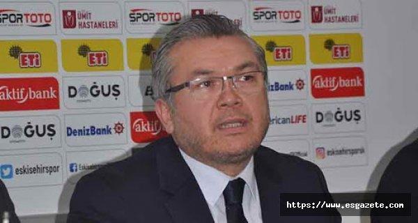 Akgören'den Eskişehirspor'a 859 bin TL'lik destek