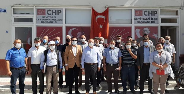 CHP'li Çakırözer'den Seyitgazi çıkarması